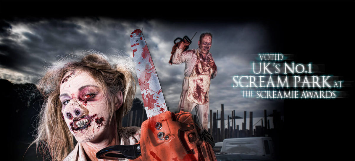 UK's Number 1 Scream Park